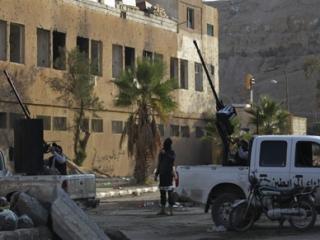 Воюющие между собой джихадисты в Сирии несут большие потери