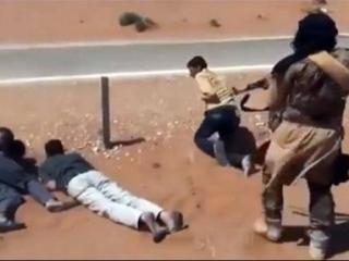 Массовое убийство людей стало визитной карточкой «Исламского государства»