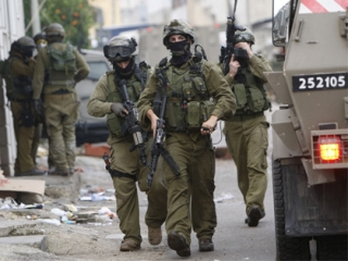 Израиль заблокировал Западный берег