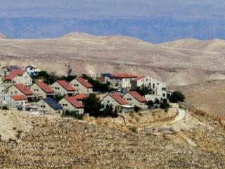 Тель-Авив легализует аннексию земель палестинцев