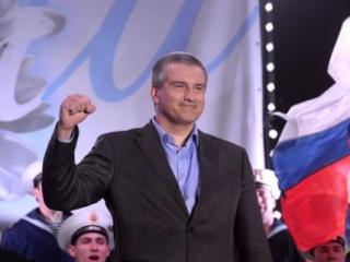 Аксенов взял хороший старт в российской политике