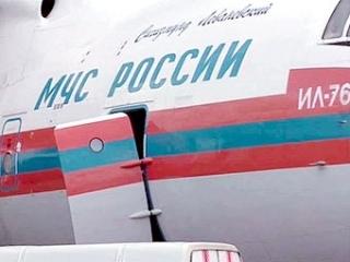 Самолет МЧС доставит в Сирию 15 тонн гумпомощи и заберет россиян