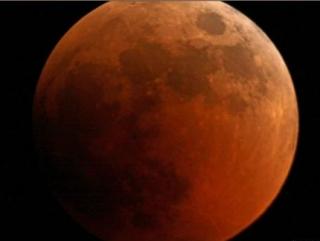 «Кровавая луна» – признак Судного дня?