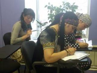 В Горном университете открылись курсы для женщин-мигрантов