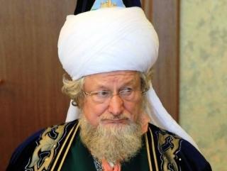 Веховный муфтий ЦДУМ Талгат Таджуддин