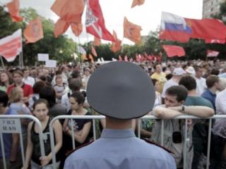 Правительству не понравился закон о тюрьме за митинги
