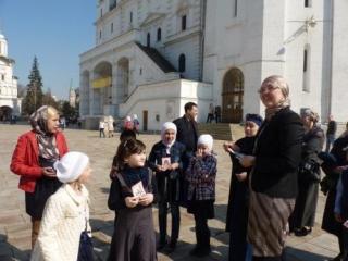 Детей-мусульман познакомили с русской и православной культурой