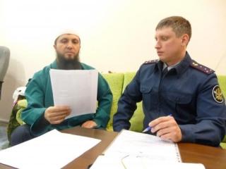 Уральские имамы посетили очередную колонию