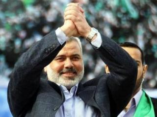 Премьер-министр Газы Исмаил Хания