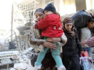 Генсек ООН обвинил армию Асада и оппозицию в коллапсе