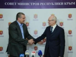 Главе Башкортостана показали подшефный район Крыма