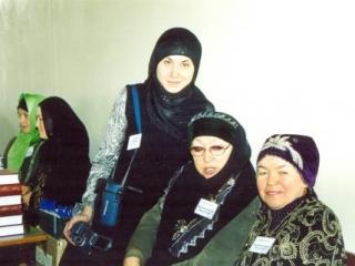 В Первоуральске создали мусульманский женский клуб