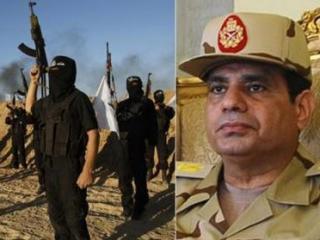 Сиси призвал США и НАТО к вторжению в арабские страны
