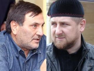 Мэр Хасавюрта и глава Чечни