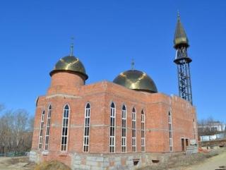 Открытие Соборной мечети Пензы сдвинулось на неопределенное время