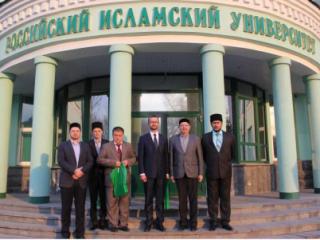 РИИ поможет в развитии исламского образования Крыма