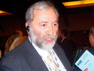 Лидер еврейской общины Украины назвал Путина «агрессором»