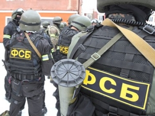 Сотрудники ФСБ Фото: Игорь Зарембо / РИА Новости