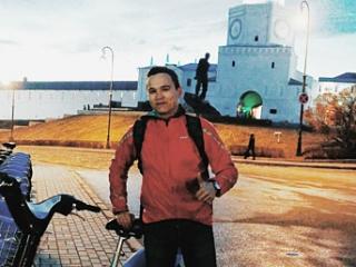 В Казани состоялся велопробег по мечетям
