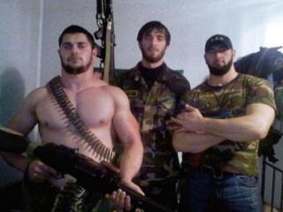 Кадыров ждет приказа для введения своих подразделений в Славянск