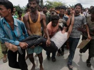 Сепаратисты расстреляли 29 мусульман, среди убитых женщины и дети