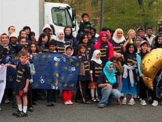 Мусульмане организовали благотворительный марафон в Бостоне