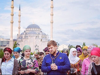 Кадыров намерен укреплять многовековые отношения с Дагестаном