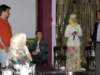 Молодые мусульмане Москвы обсудили проблемы создания семьи