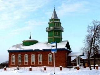 Бухарцы Сибири открывают мечеть