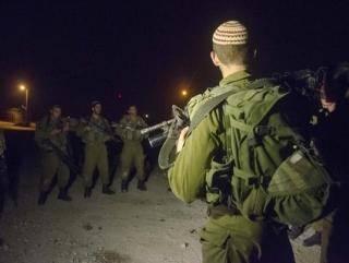 Батальон занимается охраной израильских поселений на оккупированных палестинских территориях