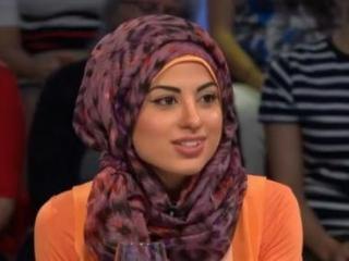 Молодая мусульманка объявила войну «троллям»