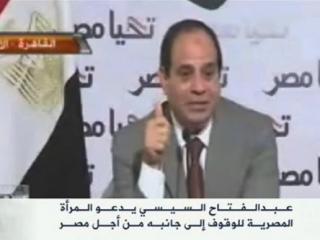 Сиси обещал покончить с «Братьями-мусульманами»
