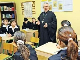 В Госдуме хотят убрать религию из школ