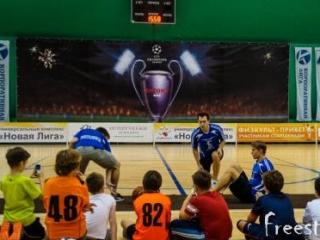 Культурно-спортивный комплекс «Новая лига» находится на  Сущевском валу, дом 56