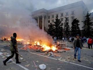 Киевская «хунта» не кровавей египетской