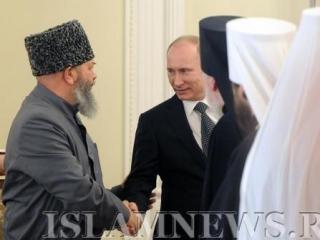 Муфтий Ставропольского края обратился за помощью к главе государства