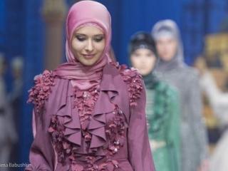Чеченская мода едет покорять Казань