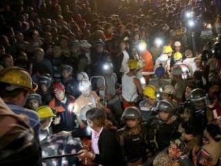 Турция: шахта стала братской могилой для 166 человек