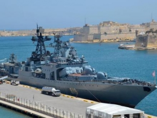 Российский корабль испортил отношения Москвы и Тель-Авива