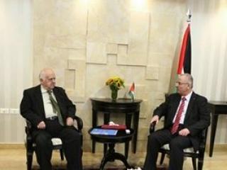 Впервые Палестина присоединилась к международной конвенции