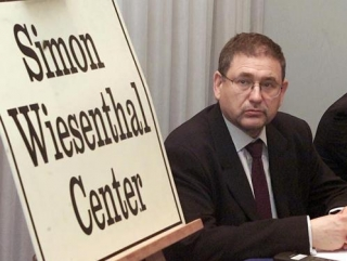 Представитель Израиля, раввин Шимон Самуэльс из Центра Симона Визенталя