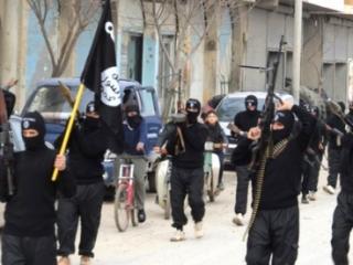 Боевики «Исламского государства» скрывают лица, опасаясь справедливого возмездия