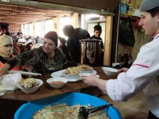 Кафе в Грозном: бесплатный сыр не только в мышеловке