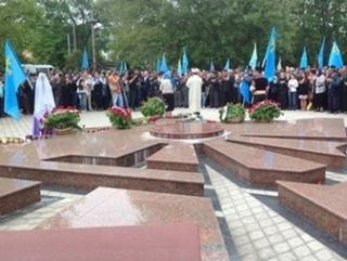 Крымские татары приняли резолюцию по автономии
