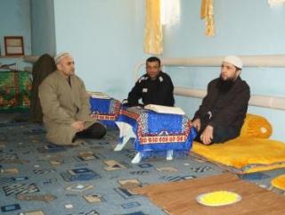 Тагильские зэки встретились с имамом