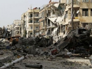 Война в Сирии унесла жизни 160 тыс человек