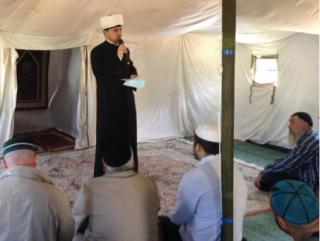 Прокуратура проверит задержание мусульман в Можайске