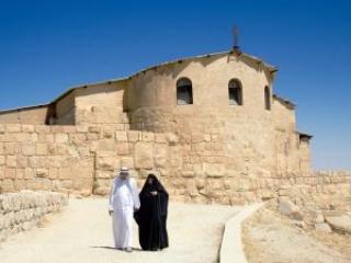 Папа Римский посетит Иорданию