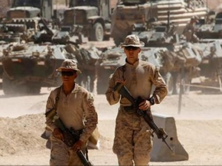 В Иордании убит американский военнослужащий