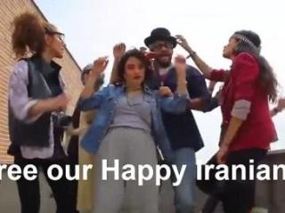 Пляски без хиджаба по-ирански увенчались тюрьмой (ВИДЕО)